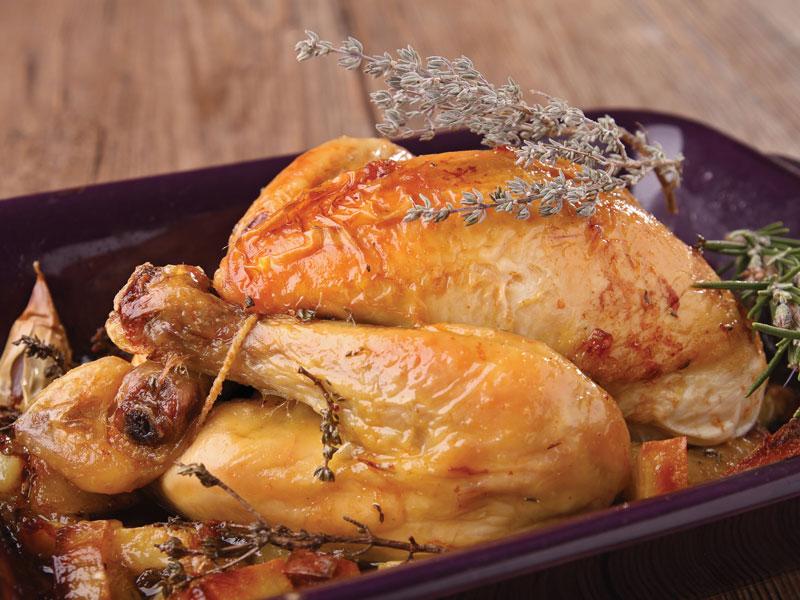 Fresh Chicken 1.8kg