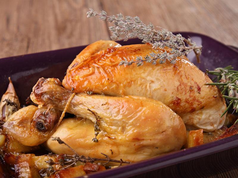 English Free Range Chicken 1.8kg