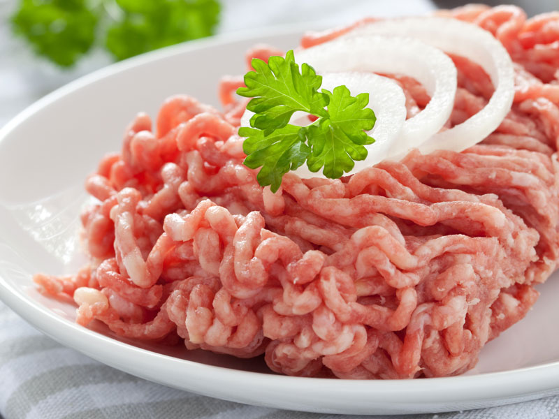 Minced Pork 500g