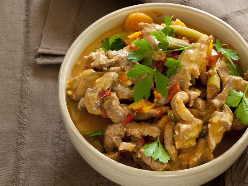 Chicken Stir Fry 600g Serves2