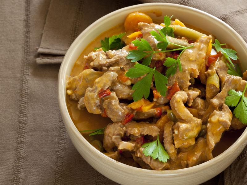 Chicken Stir Fry 600g Serves2