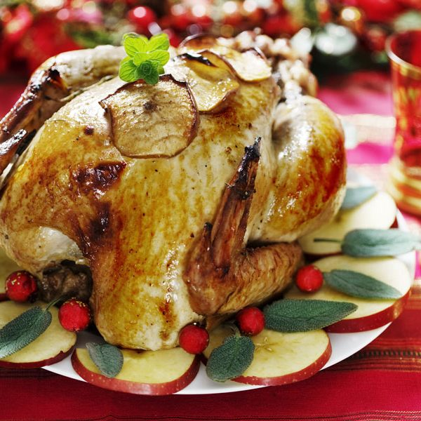 Fresh Bronze Whole Turkey